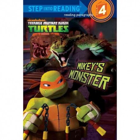 Teenage Mutant Hero Turtles - Mikey's Monster