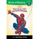 Marvel- This is Spiderman. Level 1 Reader.