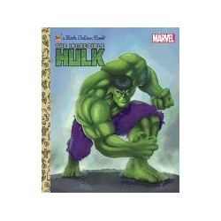 The Incredible Hulk: A Little Golden Book