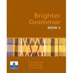 Brighter Grammar Book 4