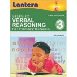 Verbal Reasoning for Primary schools 3