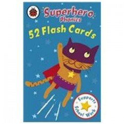 Superhero Phonics 52 Flash Kids