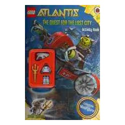 Lego Atlantis - The quest for the Lost city