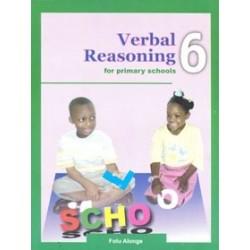Verbal Reasoning for Primary schools 6