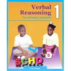 Verbal Reasoning for Primary schools 1