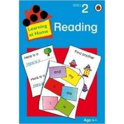 Learning at Home - Reading Book 2
