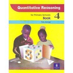 Quantitative Reasoning for Primary Schools Book 4