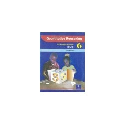 Quantitative Reasoning for Primary Schools Book 6