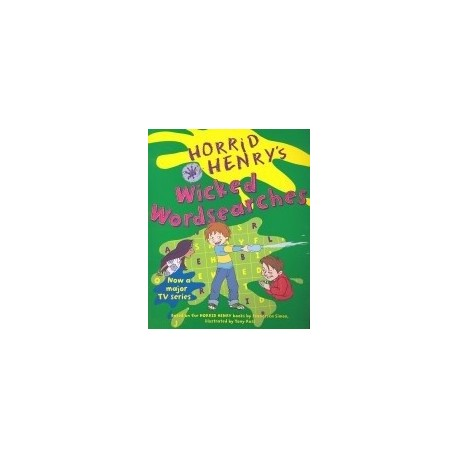 Horrid Henry's Wicked Wordsearches