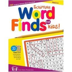 Scripture Word Find for Kids