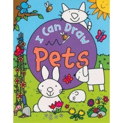 I Can Draw - Pets