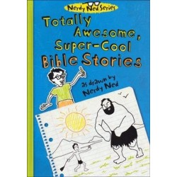 Totally Awesome Super-Cool Bible Stories