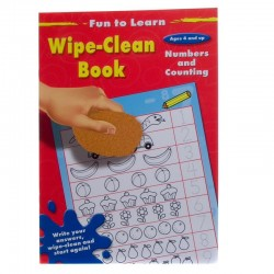 Fun To Learn - Numbers and Counting (Wipe and Clean)