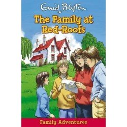 Enid Blyton - The Family at Red Roofs