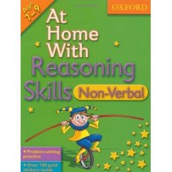 Oxford - At Home with Reasoning Skills ( Non-Verbal)