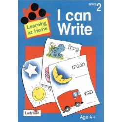 Learning at Home - I Can Write (Series 2)