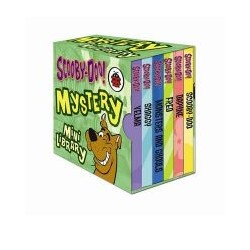 Scooby Doo Mystery Mini Library