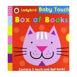 Baby Touch Box of Books (Box Set)