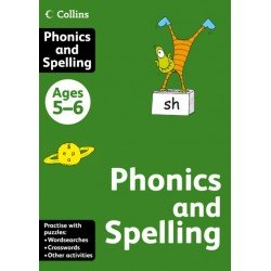 Collins' Phonics and Spelling (Age 5-6)