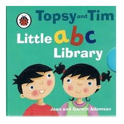 Topsy and Tim Little Library