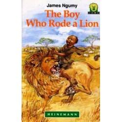 The boy who rode a lion