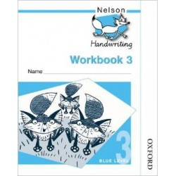 Nelson Handwriting Workbook 3
