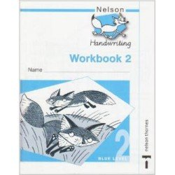 Nelson Handwriting Workbook 2