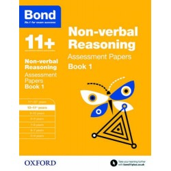 Bond 11+ Non Verbal Reasoning 10-11