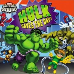 Marvel's Super Hero squad - Hulk saves the day